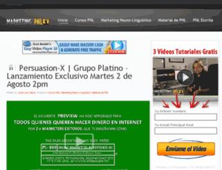 marketingconpnl.com screenshot