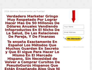 marketingdegurus.com screenshot
