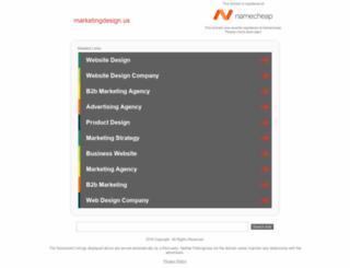 marketingdesign.us screenshot