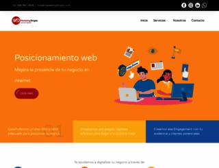 marketingdirigido.com screenshot