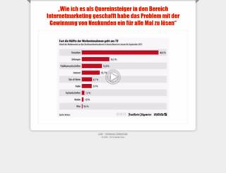marketingdom.com screenshot