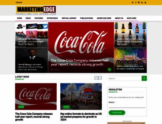 marketingedge.com.ng screenshot