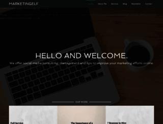 marketingelf.com screenshot