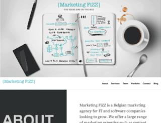 marketingfizz.com screenshot