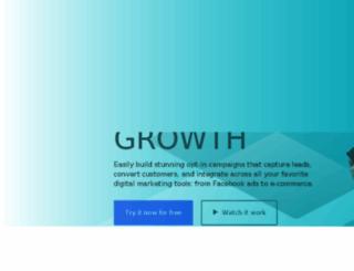 marketingfunnelautomation.leadpages.net screenshot