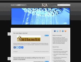 marketinghomeproducts.com screenshot
