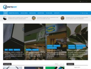 marketinghoy.com screenshot