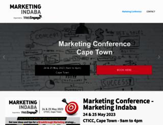 marketingindaba.com screenshot
