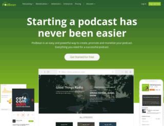 marketinginkorea.podbean.com screenshot