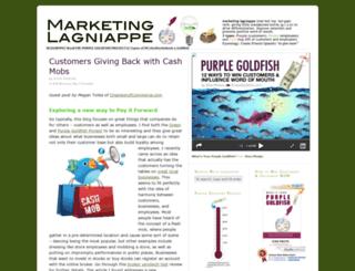 marketinglagniappe.com screenshot