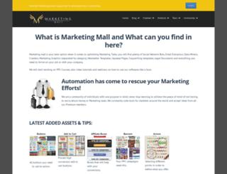 marketingmall.net screenshot