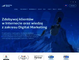 marketingonline.pl screenshot