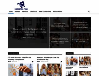 marketingpush.info screenshot