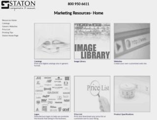 marketingresources.statononline.com screenshot