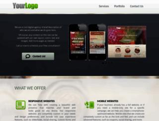 marketingsite.mdemo.me screenshot