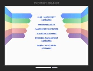 marketingtoolclub.net screenshot