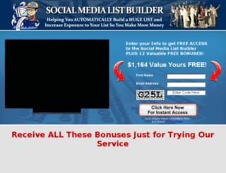 marketingtoolsforbusinessowners.com screenshot