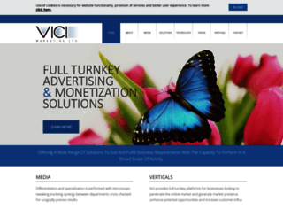 marketingvici.com screenshot