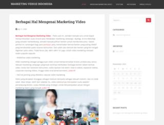 marketingvideoz.com screenshot