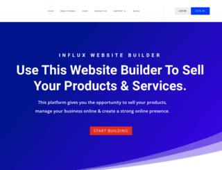 marketingwithchelseamarie.influxentrepreneur.info screenshot