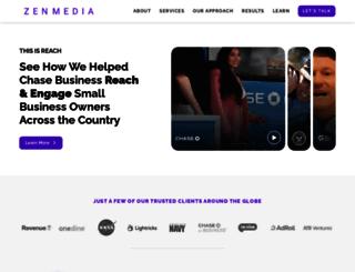marketingzen.com screenshot