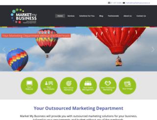 marketmybusiness.ie screenshot