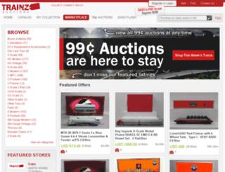 marketplace.collector-modeltrains.com screenshot