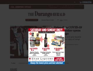 marketplace.durangoherald.com screenshot