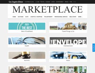 marketplace.latimes.com screenshot