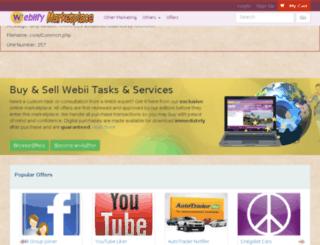 marketplace.muchbetterideas.com screenshot