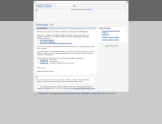 marketplace.quantum.com screenshot