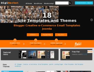 marketplace.sangvish.com screenshot