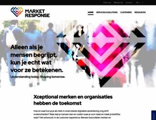 marketresponse.nl screenshot
