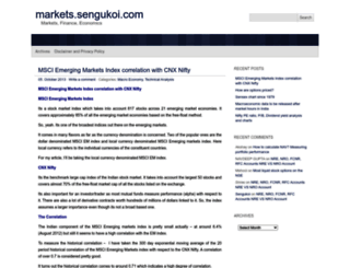 markets.sengukoi.com screenshot