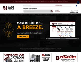 marketsourceonline.com screenshot