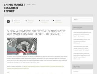 marketstrack.wordpress.com screenshot