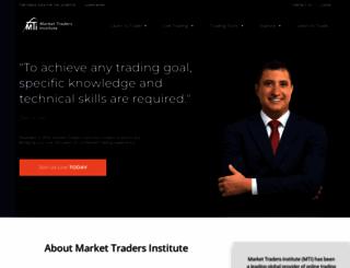 markettraders.com screenshot