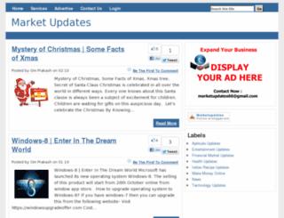 marketupdates66.com screenshot
