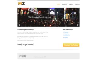 marketzing.co.uk screenshot