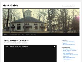 markgable.link screenshot