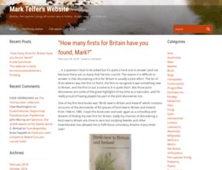 markgtelfer.co.uk screenshot