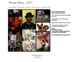 markheng.com screenshot