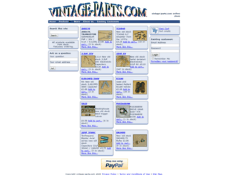 markhindes.easywebstore.co.uk screenshot