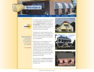 markiezenexpert.nl screenshot