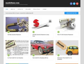 markitbmx.com screenshot
