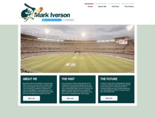 markiverson.com screenshot