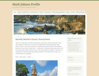 markjuliano.com screenshot