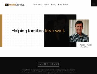 markmerrill.com screenshot