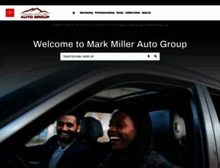 markmiller.com screenshot