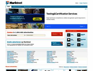 marknet.nl screenshot